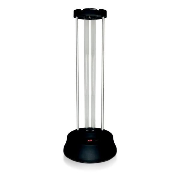 V-TAC Lampada Germicida UV 38W con Ozono, Radar e Display LED