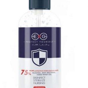 Gel Mani Igienizzante con Antibatterico e Dosatore (Flacone 100ml)