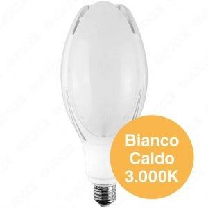 Marino Cristal Lampadina ELLISSOLED EVO Serie STD LED Bulb E27 / E40 30W Luce Calda 3000K