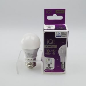 Lampadina LED E27 7,5W Luce Naturale 4000K MiniGlobo