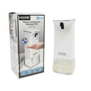 Dispenser con Sensore per Igienizzante mani 280Ml