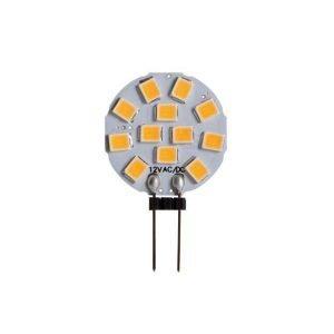 Lampada LED G4 1,2W Luce Calda 165Lumen Forma Disco