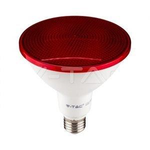 Lampada LED E27 Rossa Par38 IP65