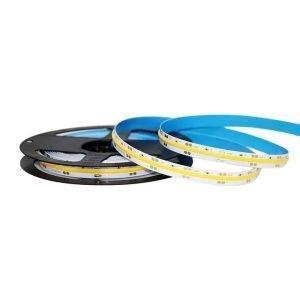 Stisca LED COB Luce Calda 420 LED/Metro 24V – Bobina Da 5 Metri