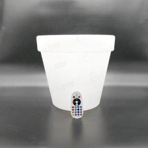 Vaso RGB Da Esterno Con Telecomando , Ricaricabile
