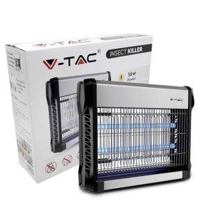 Zanzariera Elettrica Insect Killer Lampada UV 16W
